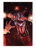 Captain America No.611 Cover: Captain America Chained Prints by Marko Djurdjevic