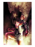 Captain America: Patriot No.1 Cover: Patriot Posing Posters by Mitchell Breitweiser