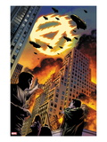 Fantastic Four No.601: A Scene from the Streets Art by Steve Epting