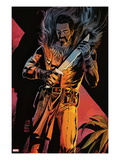 Black Panther: The Man Without Fear 518: Kraven The Hunter Prints by Francesco Francavilla