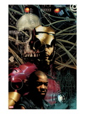 Iron Man: Rapture 1 Cover: Iron Man Standing Art by Tim Bradstreet