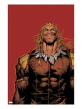 Wolverine & The X-Men #8: Sabretooth Pôsters por Chris Bachalo