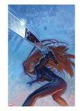 Shadowland: Daughters of the Shadow No.3 Cover: Colleen Wing Posing Prints by Jean-Baptiste Andreae