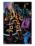 Fantastic Four 602: Galactus Posters by Barry Kitson