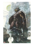 Thor: For Asgard No.5 Cover: Thor Standing Prints by Simone Bianchi