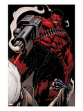 Avengers: X-Sanction No.2: Red Hulk Prints by Ed McGuinness