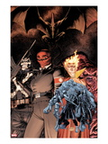 Fear Itself: The Fearless No.8 Cover: Sin, Crossbones, and Hellstrom Posters by Arthur Adams