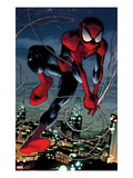 Ultimate Spider-Man No.152: Spider-Man Swinging Posters by Sara Pichelli
