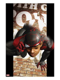 Ultimate Comics Spider-Man 6 Cover: Spider-Man Transforming Prints by Kaare Andrews