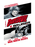 Daredevil No.6: Daredevil and Bruiser Prints by Marcos Martin