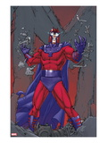 X-Men: Prelude to Schism No.2 Cover: Magneto Standing Prints by Giuseppe Camuncoli