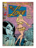Marvel Comics Retro: My Love No.2 Cover: Posing Prints