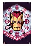 Iron Man Legacy No.10 Cover: Iron Man Prints by Juan Doe