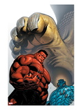 Hulk No.28 Cover: Rulk and A-Bomb Standing Poster by Ed McGuiness