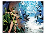X-Factor No.212: Hela Posing Prints by Emanuela Lupacchino