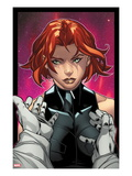 Ultimate Comics X-Men No.8: Hands Stretched Outwards Towards Jean Grey Print by Carlo Barberi
