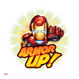 Marvel Super Hero Squad: Armor Up! Iron Man Flying Posters