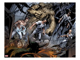 Ultimate Spider-Man 156: Electro, Kraven the Hunter, Sandman, Vulture, and Doctor Octopus Posters by Mark Bagley