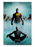 Heroic Age: X-Men No.1 Cover: Colossus, Wolverine, Storm, Rogue, and Magneto Affiches par Jae Lee