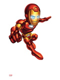 Marvel Super Hero Squad: Iron Man Flying Posters