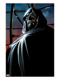 FF No.1: Dr. Doom Print by Steve Epting