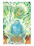 Incredible Hulks No.618: Dr. Strange Sitting Posters by Paul Pelletier