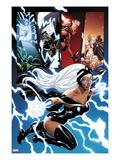 Origins of Marvel Comics: X-Men No.1: Storm Flying Posters par Terry Dodson