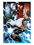 Origins of Marvel Comics: X-Men No.1: Storm Flying Posters by Terry Dodson