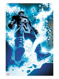 Fantastic Four 604: Galactus Flying Prints by Steve Epting