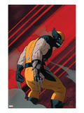 Wolverine No.5.1 Cover Prints by Paolo Rivera