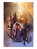 S.H.I.E.L.D. 6 Cover: Leonid Posters by Gerald Parel