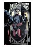 Captain America and Bucky No.620: Bucky Standing in front of a Mirror Prints by Chris Samnee