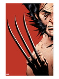 Wolverine 16 Cover: Wolverine Prints by Jae Lee