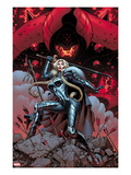 Fear Itself: The Fearless 12 Cover: Valkyrie Posters by Mark Bagley