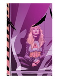 New Mutants No.32: Magik Sitting Art by Robbi Rodriguez