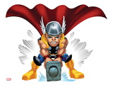 Marvel Super Hero Squad: Thor Smashing Posters