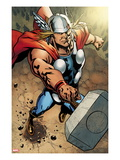 Wolverine Avengers Origins: Thor No.1& The X-Men No.2 Cover Affiches par Kaare Andrews