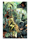 Fear Itself 7: Wolverine, Ms. Marvel, Red She-Hulk, Iron Fist, Dr. Strange, and Others Prints by Stuart Immonen