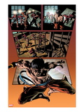Secret Avengers No.6: Shang-Chi Jumping Posters by Mike Deodato Jr.