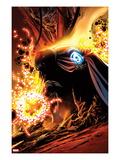 FF No.2: Dr. Doom Kneeling Prints by Steve Epting