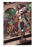 Steve Rogers: Super-Soldier Annual No.1: Blastaar Prints by Ibraim Roberson