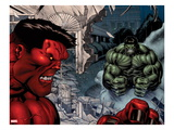 Hulk No.24: Hulk Smashing Prints by Ed McGuinness