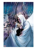 Spider-Island: Cloak & Dagger No.3: Cloak and Dagger Huggung Prints by Emma Rios