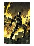 Daken: Dark Wolverine No.1 Cover: Daken Standing Print by Giuseppe Camuncoli