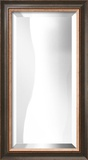 SEDONA Walnut Mirror Decorative Mirror