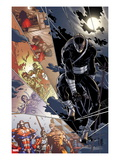 Origins of Marvel Comics: X-Men No.1: Colossus Walking Prints by Giuseppe Camuncoli
