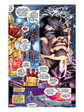X-Men No.1: 20th Anniversary Edition: Magneto Posing Posters by Jim Lee