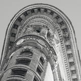 New York City Architecture Print by Bret Staehling