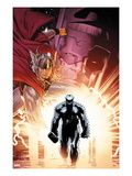 The Mighty Thor No.6 Cover: Thor and Destroyer Prints by Olivier Coipel