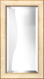 HIGHLAND Cream Mirror Decorative Mirror